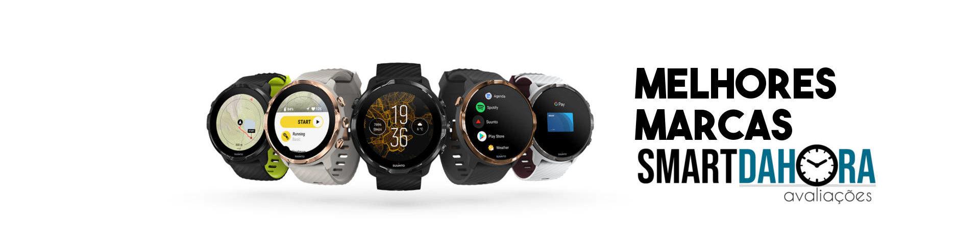 marcas smartwatch