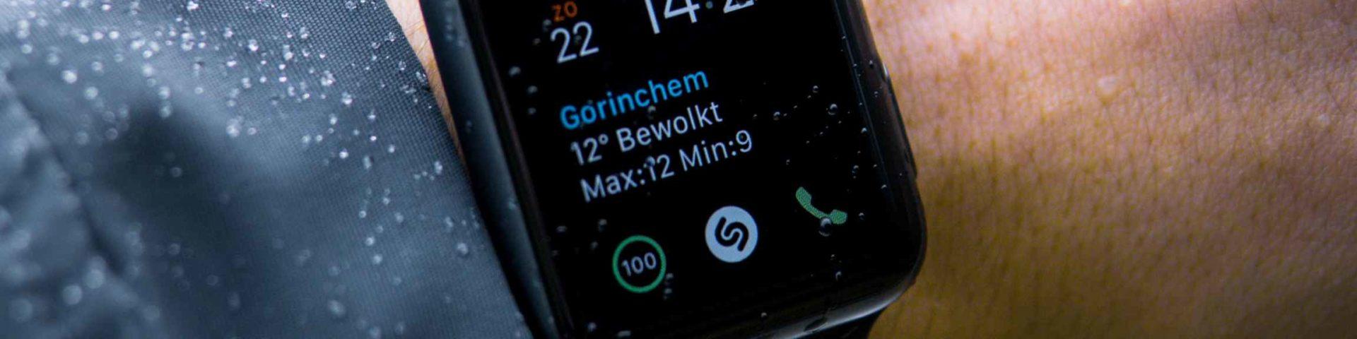 melhor smartwatch