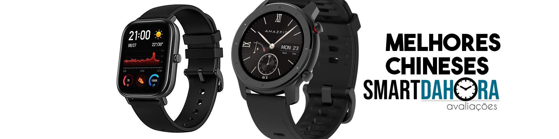 melhor smartwatch chines