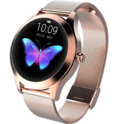 smartwatch delicado para mulheres