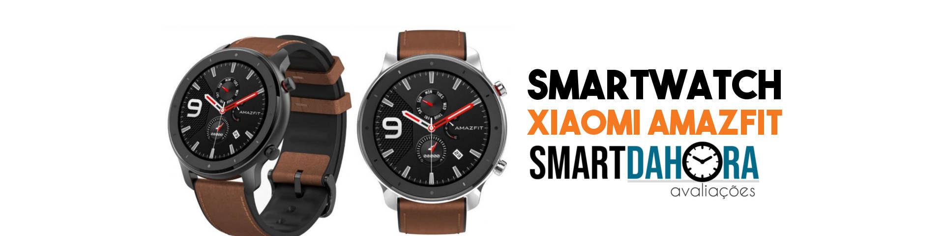 smartwatch xiaomi huami amazfit