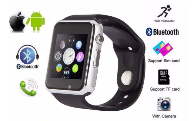 Principais funções do smartwatch