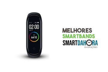 melhor smartband
