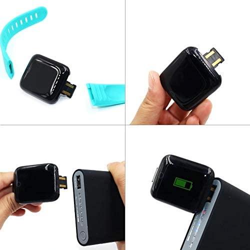 como carregar o smartwatch d13