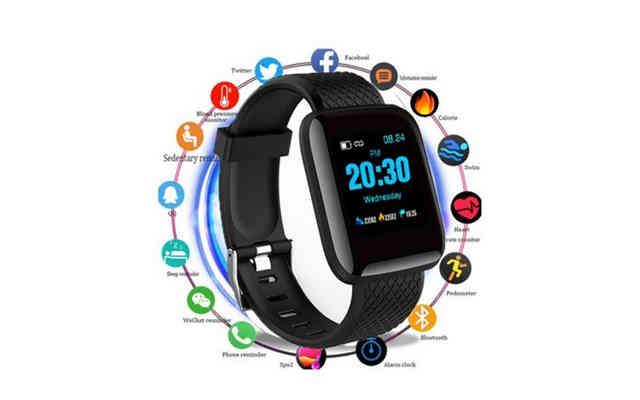 smartwatch d13 funções
