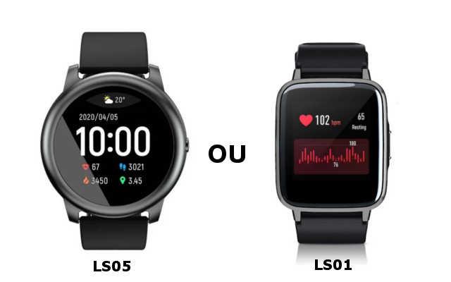 haylou ls05 ou ls01
