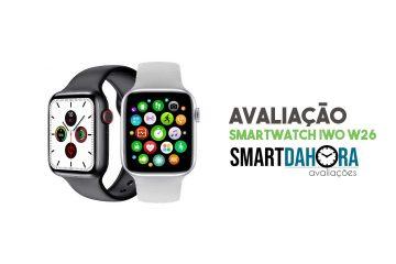avaliacao w26 smartwatch