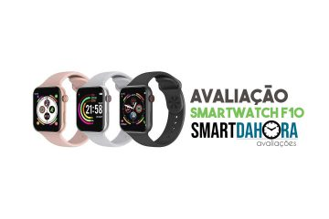 smartwatch f10 review