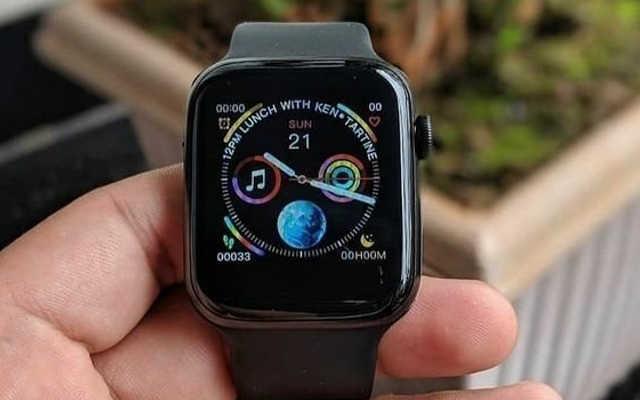 tela smartwatch f10 a5max