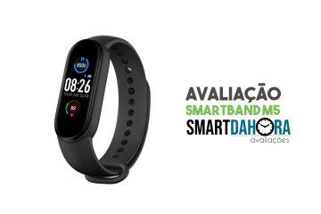 smartband m5 avaliacao