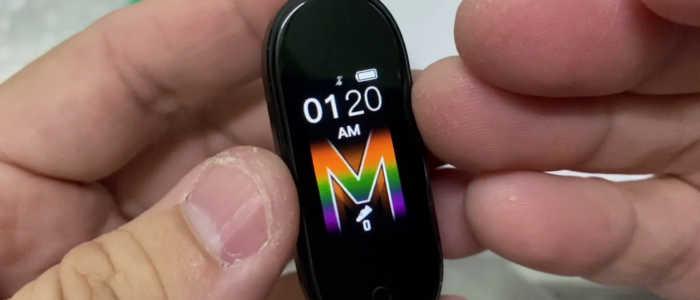 smartband m5 é boa