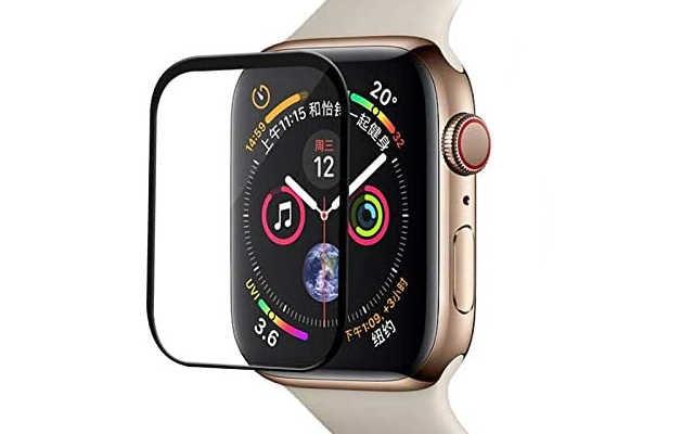 pelicula vidro temperado apple watch