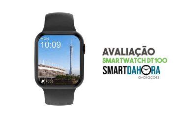 avaliação smartwatch dt100